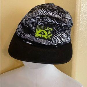 LRG Flat Bill Hat